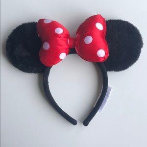 Plush Minnie Ears